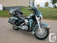 2002 Harley Davidson FLHTCUI Ultra Classic Electra
