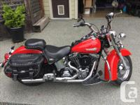 Make Harley Davidson Model Softtail Year 2002 kms