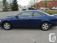 2002 Honda Accord EXL, 2dr Coupe, Automatic, Leather