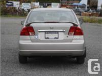 Make Honda Model Civic Year 2002 kms 198000 Trans