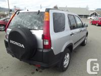 Make Honda Model CR-V Year 2002 Colour Silver kms