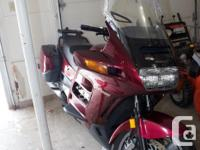Honda Sport-touring for sale. Excellent condition. Very