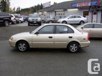Make Hyundai Model Accent Year 2002 Trans Manual kms