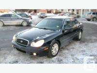 2002 Hyundai Sonata with 152000 km !!! Automatic and
