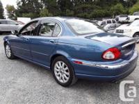Make Jaguar Model X-Type Year 2002 Colour Blue kms