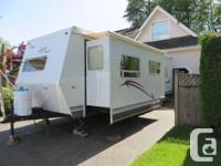 Available effectively looked after 2002 Jayco Eagle in