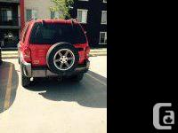 Make Jeep Model Liberty Year 2002 Colour RED kms 240
