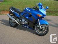 2002 Kawasaki Ninja ZX-6 This Ninja Is In Mint
