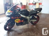 Make Kawasaki Model Ninja Year 2002 kms 22000 Awesome