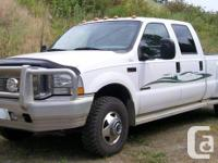 2002 F350 Lariat, One Owner, 7.3 ltr Diesel, 1Ton