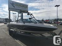 Check out this 2002 Malibu Wakesetter VLX with only