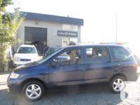 Make Mazda Model MPV Year 2002 Colour Blue kms 81000