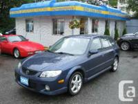 2002 MAZDA PROTEGE 5  Listed At: