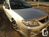 2002 Mazda Protege5 Automatic FULLY LOADED with only