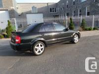 A1 CONDITION 2002 ES MODEL MAZDA PROTEGE WITH ONLY