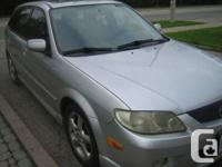 Very clean, rust free 5 door hatchback. Has pw, pb,