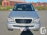 Make Mercedes-Benz Model ML320 Trans Automatic kms