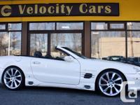 Make Mercedes-Benz Model SL500 Year 2002 Colour white