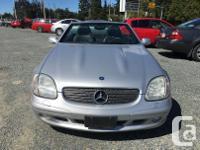 Make Mercedes-Benz Model Slk Year 2002 Colour Silver