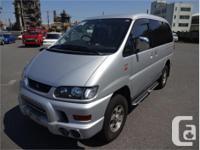 Make Mitsubishi Model Delica Year 2002 Colour Silver