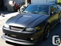 2002 Ford Mustang -Wonderful condition, no troubles in