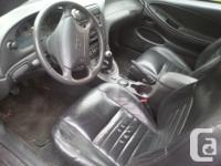 Make Ford Model Mustang Year 2002 Colour Gray kms
