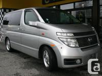 Make Nissan Model El Grand Year 2002 Colour Silver kms
