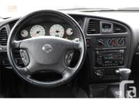 Make Nissan Model Pathfinder Year 2002 Colour White