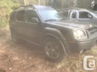 Make Nissan Trans Automatic 2002 xterra supercharged