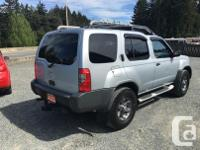 Make Nissan Model Xterra Year 2002 Colour Grey kms
