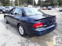 Make Oldsmobile Model Intrigue Year 2002 Colour Blue
