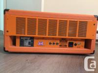 2002 Orange AD30H Two channel 30 watts 16 ohms This is