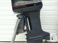 2002 Outboard 250 Yamaha Rebuilt. (Just 55 Hours)