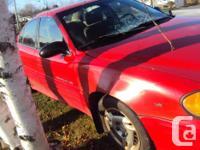 Make. Pontiac. Model. Grand Am. Year. 2000. Colour.
