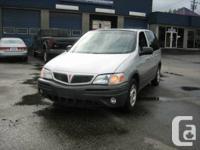 2002 Pontiac Montana 1SA - $2,995  Year: 2002