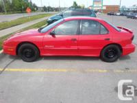 Hi there i have for sale my 2002 pontiac sunfire. Im a