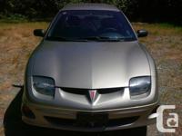 Make Pontiac Model Sunfire Year 2002 Trans Automatic