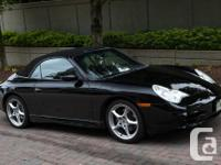 Make Porsche Model 911 Carrera Year 2002 Colour Black
