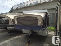 2002 Jayco Qwest 8U -Was $5995 on for $4995 up until