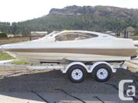 Specifications Year: 2002 Make: Regal Model: 1900 LSR