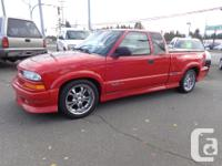 Make. Chevrolet. Version. S-10. Year. 2002. Colour.