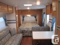 2002 Sandpiper By Forest River T 23 Everything is in