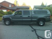 2002 Silverado 1500 HD 4x4 , 117,000 kms , auto ,