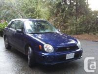 Make Subaru Model Impreza 2.5I Premium Year 2002