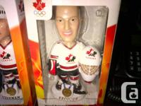 2002 Team Canada Olympic Gold Medal Bobble Heads    -