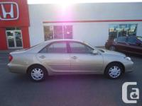 Make Toyota Model Camry Year 2002 Colour Beige kms