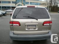 Make Toyota Model Sienna Year 2002 Colour Brown kms