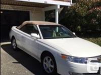 Make Toyota Year 2002 Colour White Diamond Pearl kms
