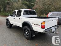 Make Toyota Model Truck Xtracab SR5 Year 2002 Colour for sale  British Columbia