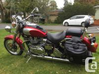Make Triumph Model America Year 2002 kms 53797 2002